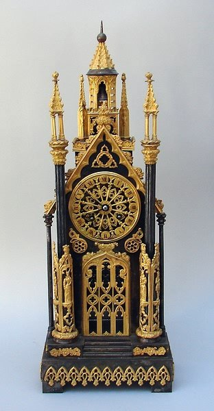 2003: Shelf Cathedral Clock