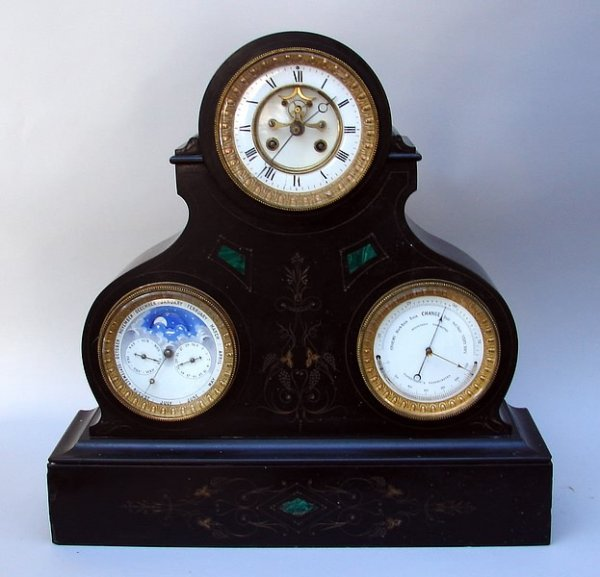 2015: French Mantle Clock