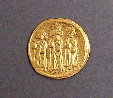 7002: Byzantine Gold Coin