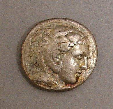 7006: Tetradrachm of Alexander the Great Ancient Coin