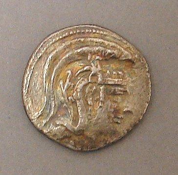 7015: Athens Silver Tetradrachm Ancient Coin