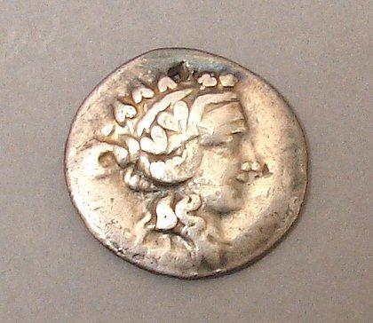 7017: Thasos Tetradrachm Ancient Coin