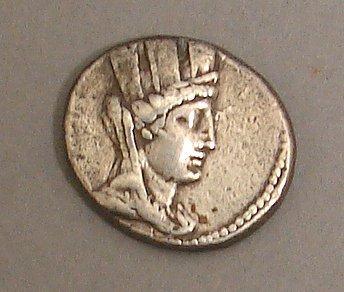 7020: Phoenician Tetradrachm Ancient Coin