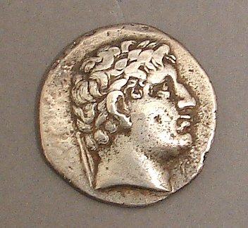 7022: Mysia Tetradrachm Ancient Coin