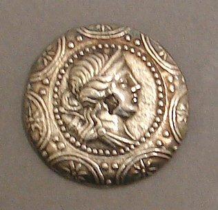 7023: Macedon Tetradrachm Ancient Coin