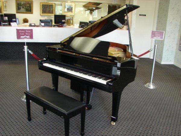 7087: Piano Yamaha