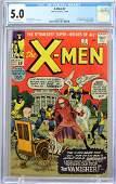 X-Men #2 CGC 5.0