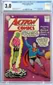 Action Comics #242 CGC 3.0