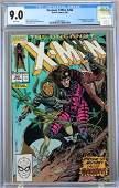 Uncanny X-Men #266 CGC 9.0