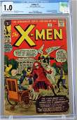 X-Men #2 CGC 1.0