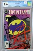 Detective Comics #608 CGC 9.6