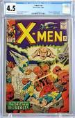 X-Men #15 CGC 4.5