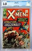 X-Men #12 CGC 3.0