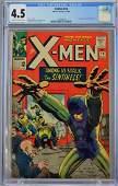 X-Men #14 CGC 4.5