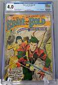 Brave and the Bold #12 CGC 4.0