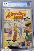 Adventure Comics #283 CGC 3.5