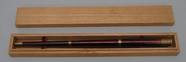 2006: Presentation Swagger Stick