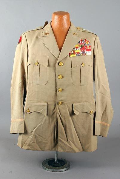 2015: Lemnitzer-Four Star General Uniform