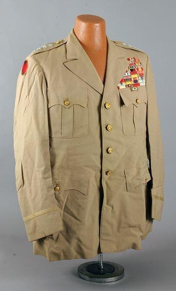 2016: Lemnitzer-Four Star General Uniform