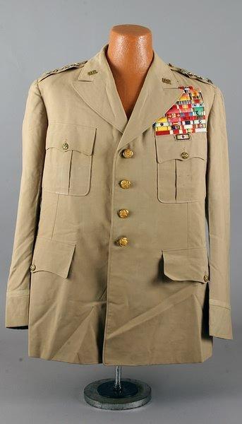 2017: Lemnitzer-Four Star General Uniform