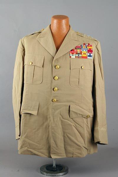 2018: Lemnitzer-Four Star General Uniform