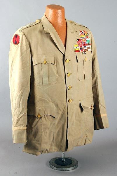 2019: Lemnitzer-Four Star General Uniform