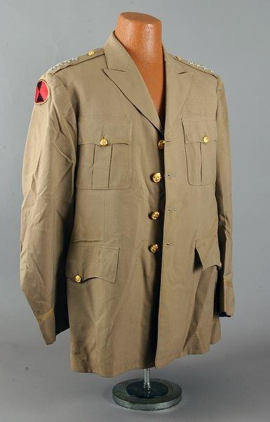 2020: Lemnitzer-Four Star General Uniform