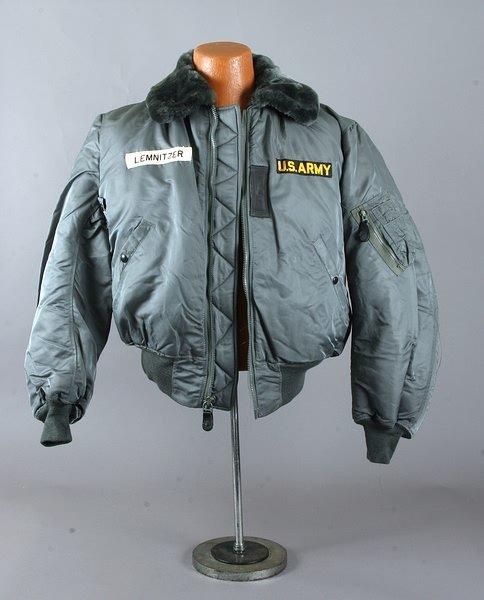 2021: Lemnitzer Flight Jacket