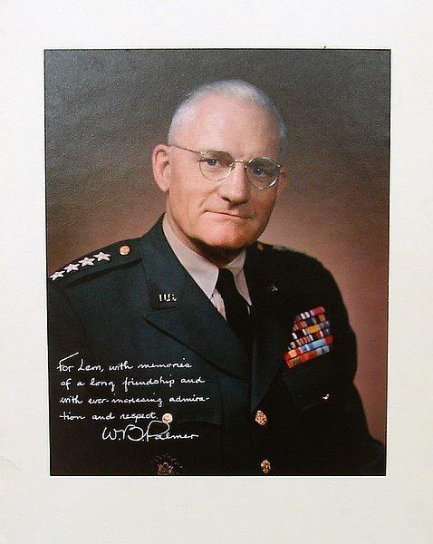 2407: Autograph-Williston B. Palmer