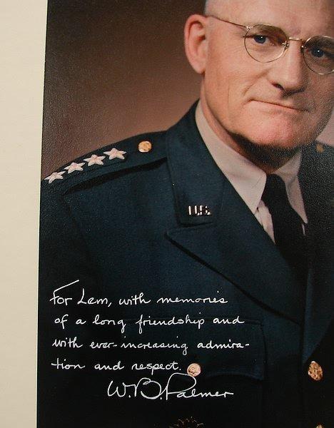 2407: Autograph-Williston B. Palmer - 2