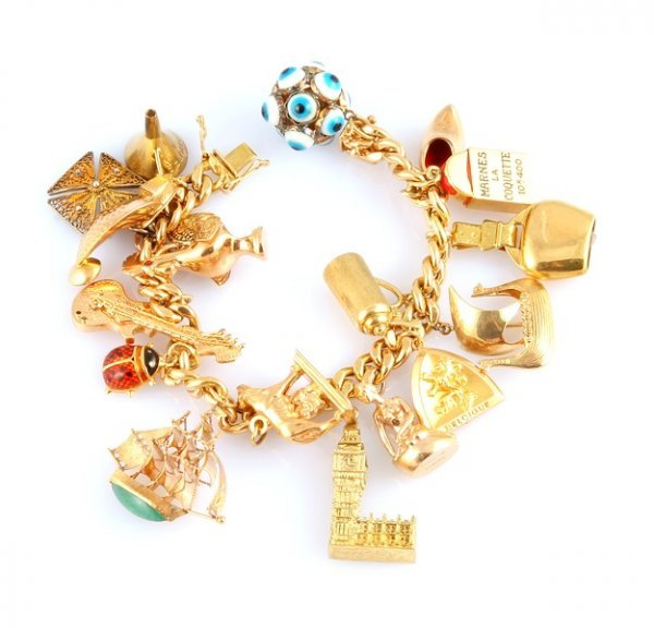 3251: Charm Bracelet