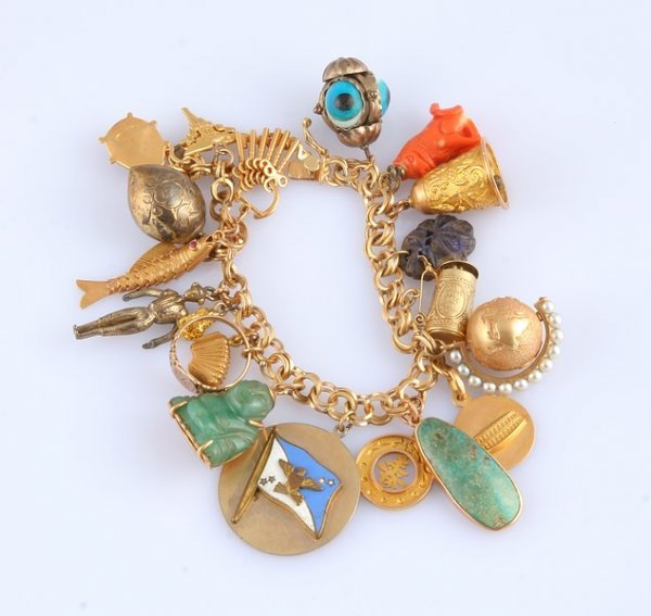 3252: Charm Bracelet