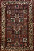 Afshar Hand Knotted Room Size Rug
