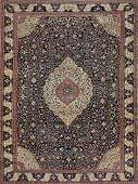 Persian Hand Knotted Room Size Rug