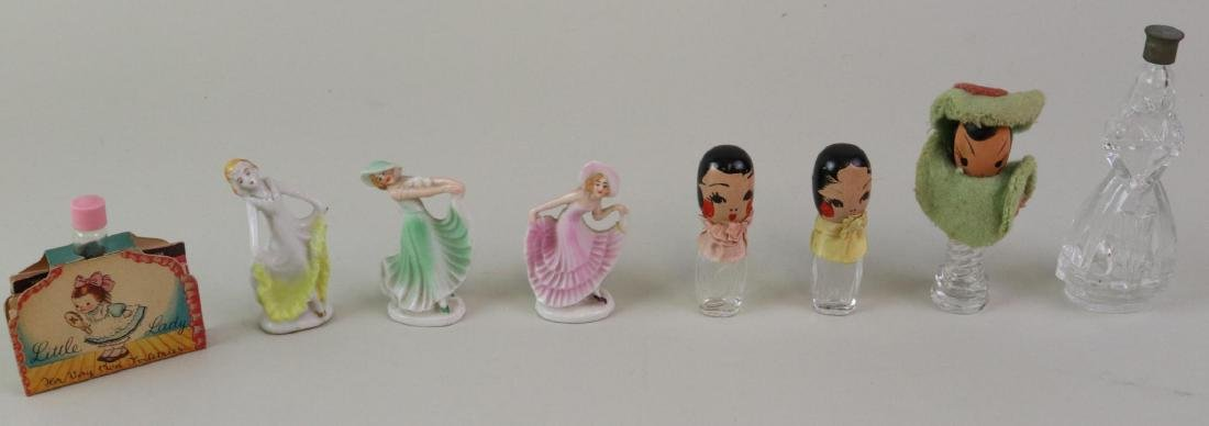 LOT OF MINIATURES/DOLLS. - 3