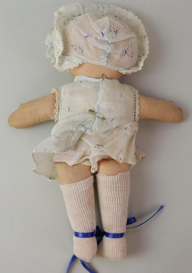 LOT OF CLOTH DOLL(S). - 3