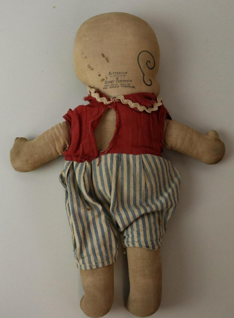 LOT OF CLOTH DOLL(S). - 5