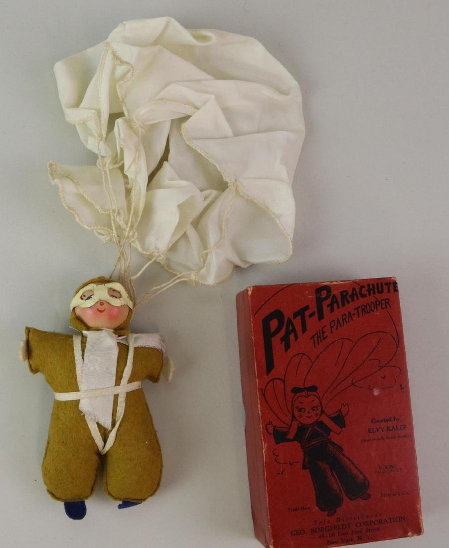 LOT OF CLOTH DOLL(S). - 7