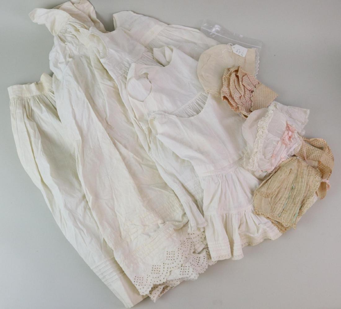 ANTIQUE/VINTAGE CHILDREN'S & DOLL CLOTHING.