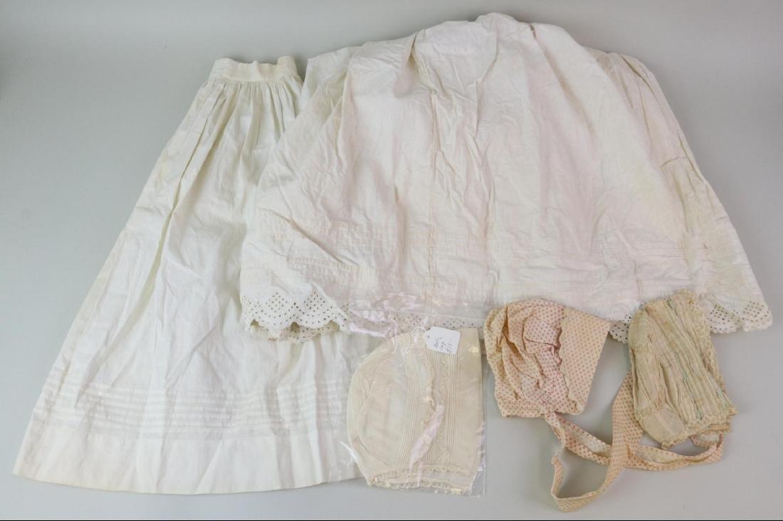 ANTIQUE/VINTAGE CHILDREN'S & DOLL CLOTHING. - 2