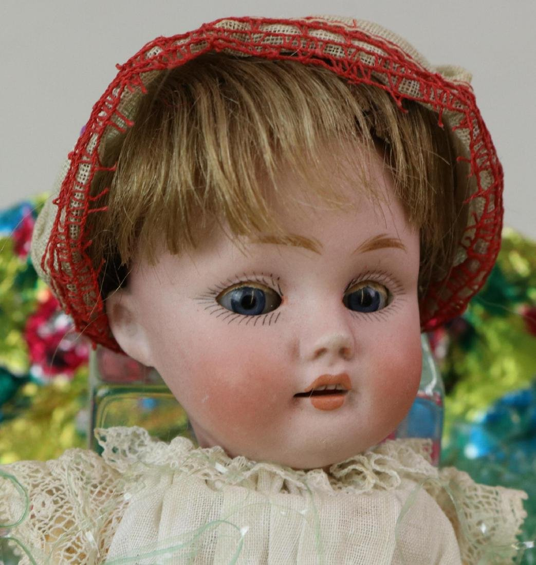 "ANTIQUE BISQUE HEAD DOLL(S), 12"" AND UNDER. - 2"