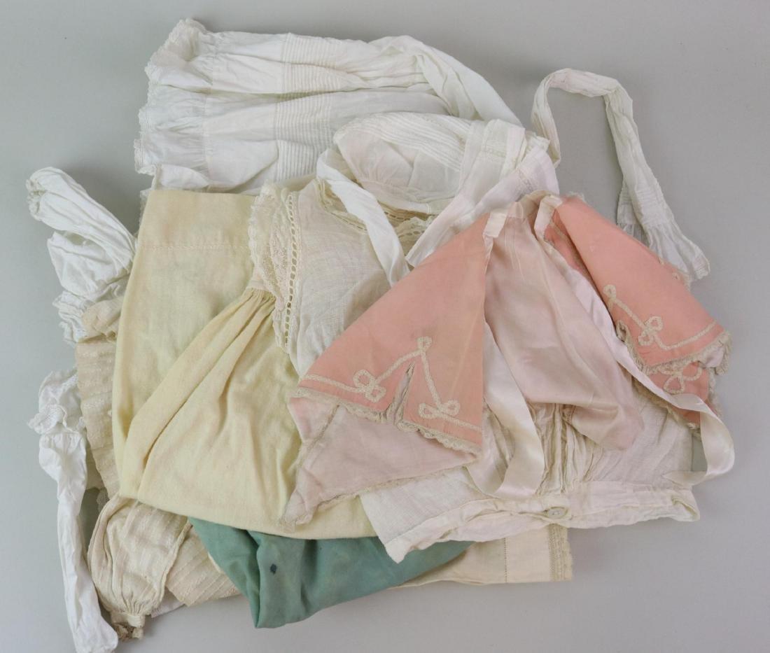 ANTIQUE/VINTAGE BABY, CHILDREN & LADIES'  CLOTHING.
