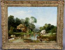 Frederick Richard Lee (1798 - 1879)