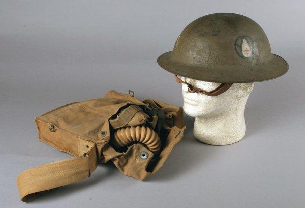 810: WWI Field Gear