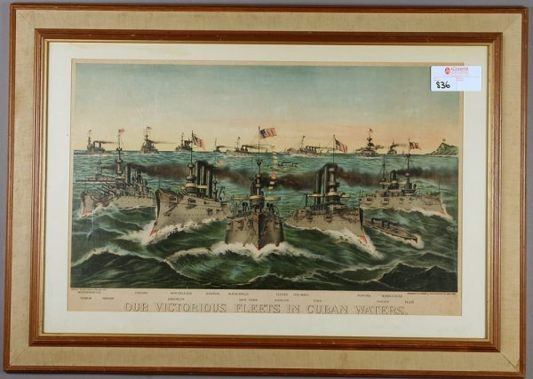 836: Spanish American War