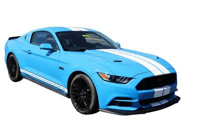 2017 Ford LFP 727 Mustang GT