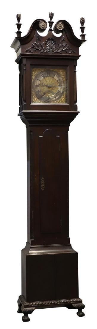 Henry Gotshalk Tall Case Clock