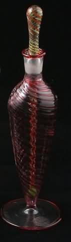 1021A: Laticino Swirl Bottle