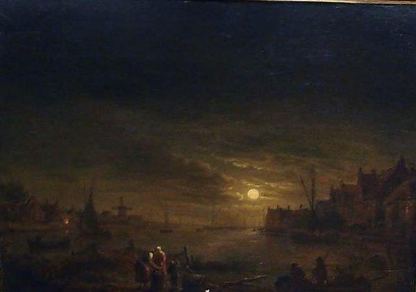 2001: 19th Century Dutch Scene