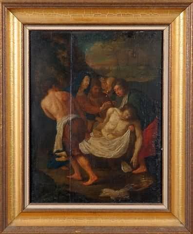 2006: 19th Century Religious Scene